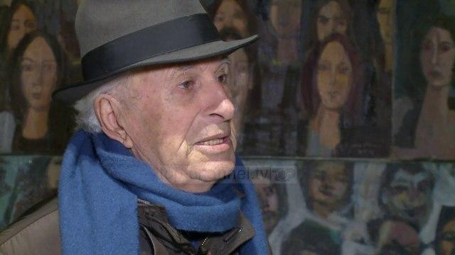 Ekspozita e Hasan Nallbanit/ Vjen në 85 vjetorin e lindjes së piktorit