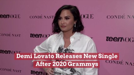 Demi Lovato Unveiled Her New Song