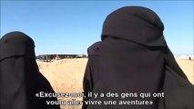 Elles voulaient juste vivre une « aventure » en Syrie et veulent maintenant rentrer en france