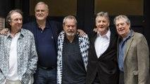 La star des Monty Python Terry Jones a fait don de son cerveau à la science
