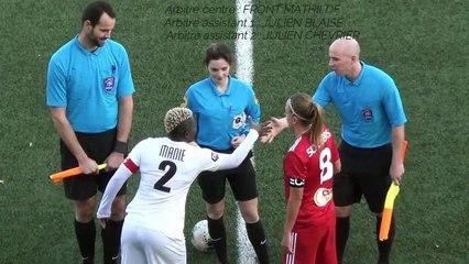 D2F : Nancy – Arras (0-0)