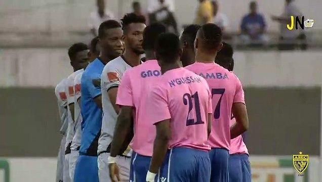Ligue 1 (Résumé) RCA - ASEC Mimosas