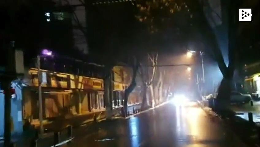 Wuhan, bajo la amenaza del coronavirus, parece una ciudad fantasma