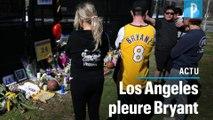 Los Angeles rend hommage à Kobe Bryant