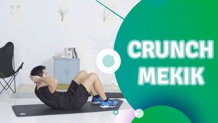 Crunch (mekik) - Sporcuyum