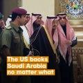 US Covers For Saudi Crimes