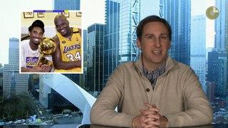 The sports world mourns Kobe Bryant