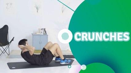 Crunches - Trenings Glede
