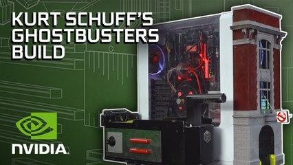 GeForce Garage - Kurt Schuff's Ghostbusters Build