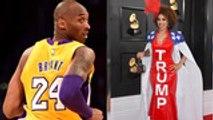 Joy Villa Makes Political Statement at Grammys,  Grammys Remember Kobe & More | THR News