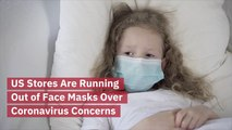 Masks For The  Coronavirus Are Running Out