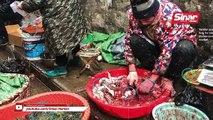 SINAR AM: Koronavirus: Kerajaan gantung sementara visa warga China
