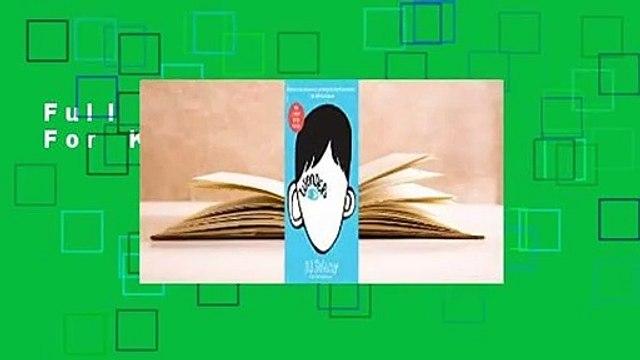 Full E-book  Wonder  For Kindle