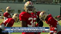 DJ Reed to represent Bakersfield in Super Bowl 54