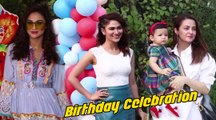 Ekta Kapoor Son Ravie 1st Birthday Celebration With Many Celebs