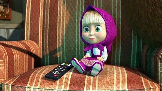 Masha and the Bear | Call me please | Masha and the Bear Cartoon Video | Masha and the Bear Episodes-9