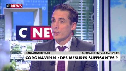 Jean-Baptiste Djebbari - CNews mardi 28 janvier 2020