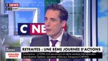«La grève reconductible est terminée dans les transports», affirme Jean-Baptiste Djebbari