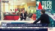 Franck Mouthon (France Biotech) : Le French Tech 120 compte 20 sociétés Health Tech - 27/01