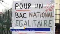 Réforme Bac, Noblecourt, Trophée Andros - 27 JANVIER 2020