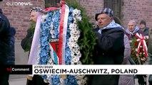 Pour les 75 ans de la libération d'Auschwitz, 200 survivants reviennent sur les lieux