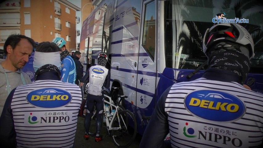 Cyclism'Actu On Board 2020 - En stage avec l'équipe Nippo Delko One Provence de Frédéric Rostaing !