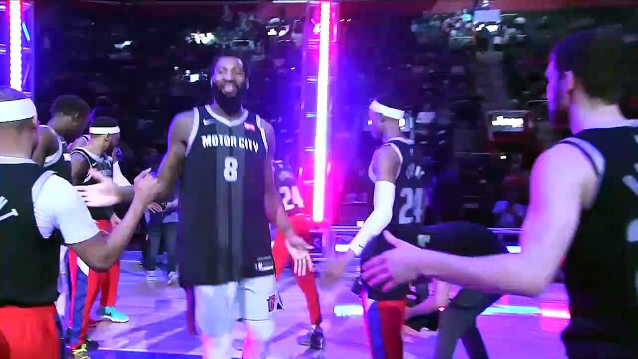 Cleveland Cavaliers 115 - 100 Detroit Pistons