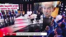 Les tendances GG : Le coup de gueule de Robert Badinter ! - 28/01