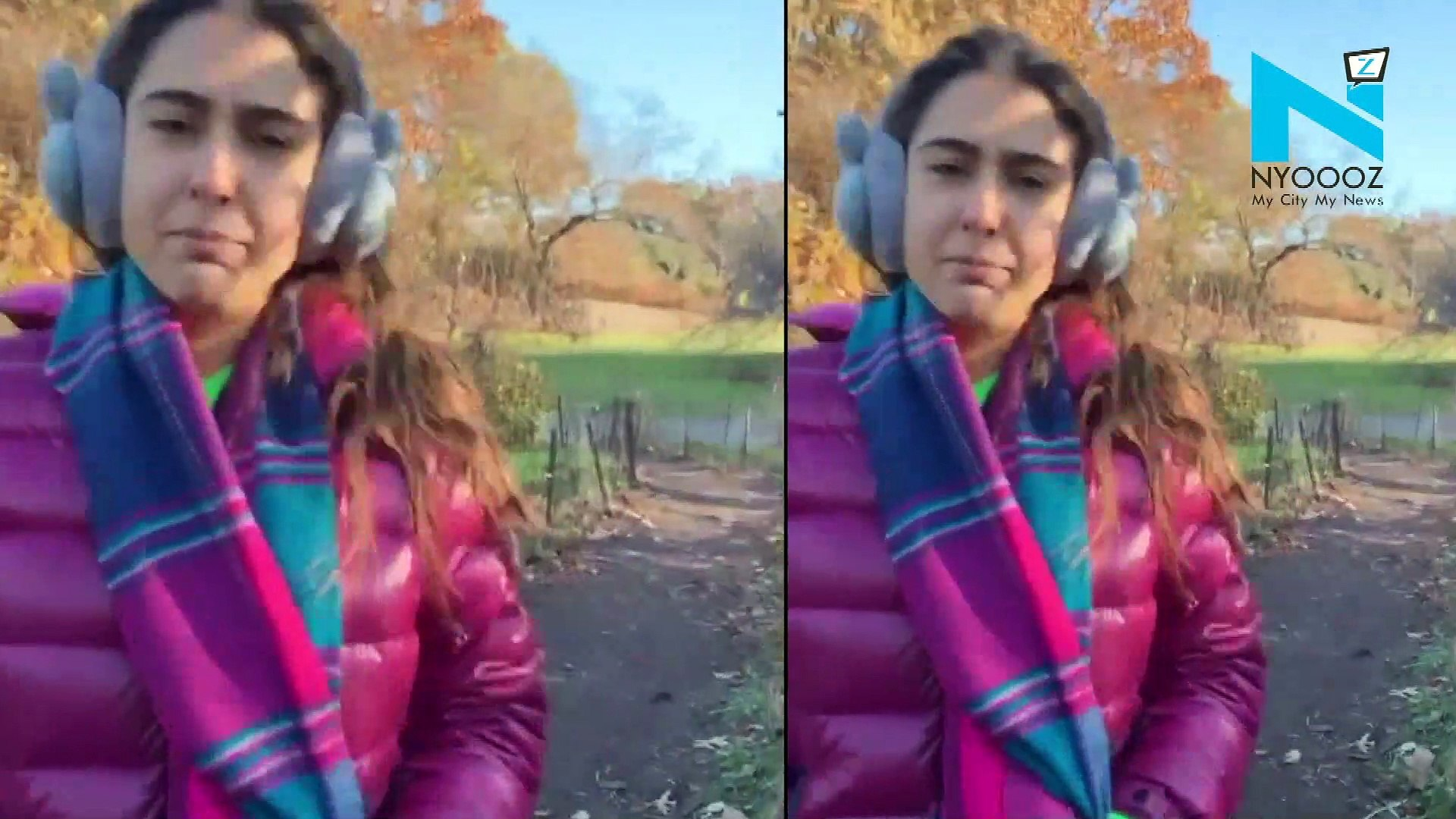 Sara Ali Khan has always been the hilarious of them all, here's the proof