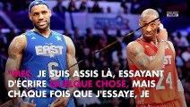 Kobe Bryant mort : Lebron James effondré, son hommage poignant sur Instagram