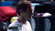 Sept balles de match sauvées : comment Federer est resté en vie dans le 4e set