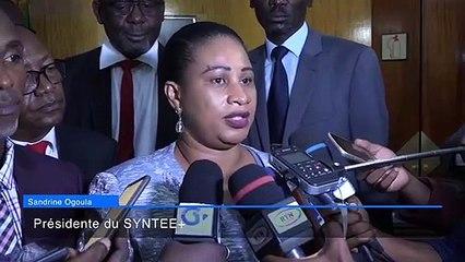 Sandrine Ogoula (Syntee+) : « Nous avons amorcé avec le gouvernement un début de règlement »