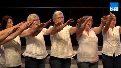 "La Grand Défi Chorales ""La Formation   Clé de fa'mes"""