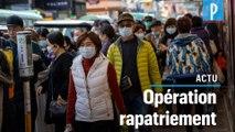 Coronavirus: des Français vont être rapatriés de Chine