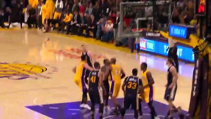 Kobe Bryant'ın En İyi Basketleri!