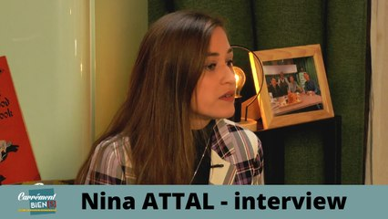 L'interview de  Nina ATTAL