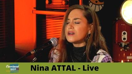 CONCERT - Live  Nina ATTAL