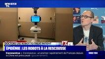 Coronavirus chinois: comment les robots peuvent aider le personnel soignant à prendre en charge les patients