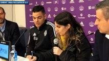 Hatem Ben Arfa justifie le choix Valladolid
