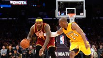 LeBron James 'heartbroken and devastated' by Kobe Bryant's death