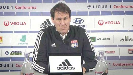 OL : Rudi Garcia compte sur Lucas Tousart
