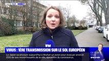 Coronavirus: une première transmission sur le sol européen, en Allemagne