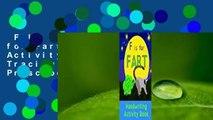 Full Version  F is for Fart: Handwriting Activity Book: Alphabet Tracing Practice - Preschool