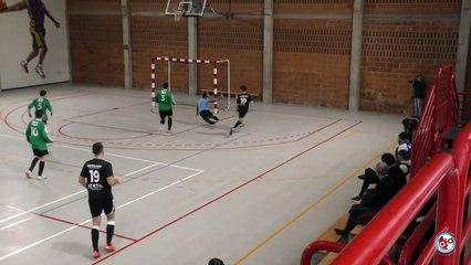 Demi-finale Challenge Futsal Alsace : Espérance Futsal Rouffach – AJF Hautepierre : 6-6 (4tab3)
