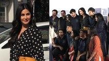 Katrina Kaif takes Salman Khan's important responsibility; Watch video | FilmiBeat