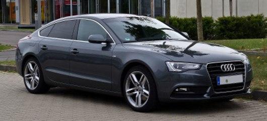 Der Audi A5