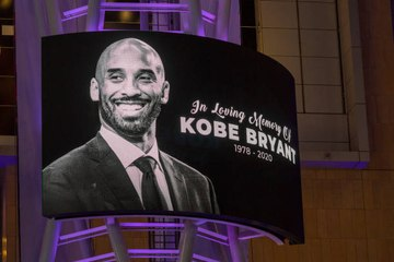 Tribute für Kobe Bryant