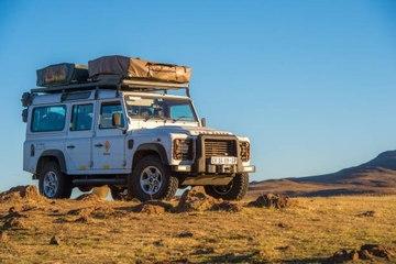 Der Land Rover Defender