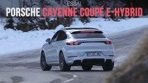 Essai Porsche Cayenne Coupé E-Hybrid (2020)