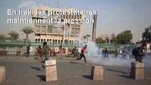 Irak: la rue maintient la pression sur le gouvernement